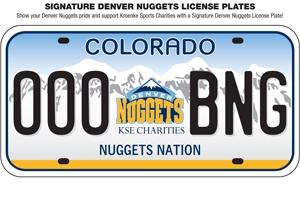 Nugs Plate