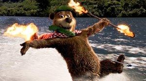 Not Yogi Bear, Yogi Berra!