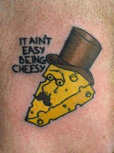 Mmmm...cheese
