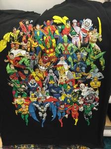 DC Comics Sausage Fest '16